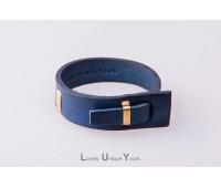 LUY N. 2 один оберт (синій)