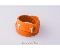 LUY N. 3 два оберти (помаранчевий)